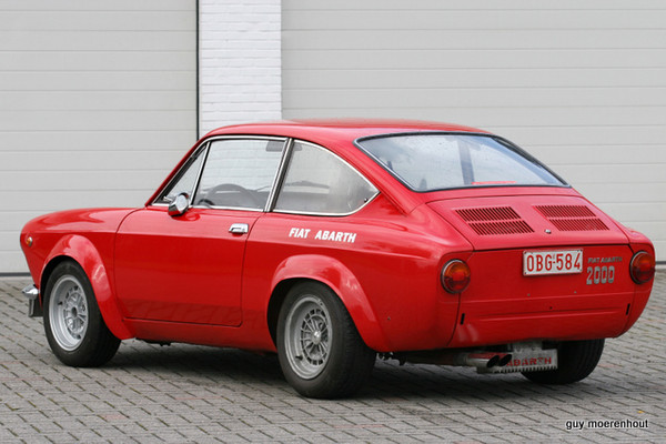 autres fiat 850 coupe sport. Black Bedroom Furniture Sets. Home Design Ideas
